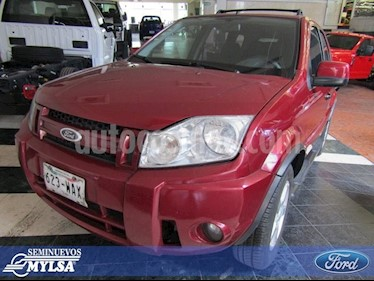 Foto venta Auto Seminuevo Ford Ecosport XLT (2008) color Rojo precio $110,000