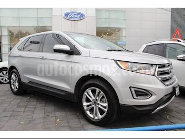 Foto venta Auto Seminuevo Ford Edge 5 PTS. SEL, TA (2015) color Plata precio $378,000