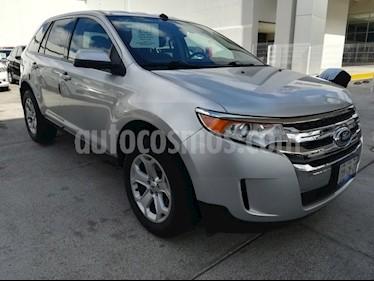 Foto venta Auto Seminuevo Ford Edge 5 PTS. SEL, V6, TA (2013) color Plata precio $208,000