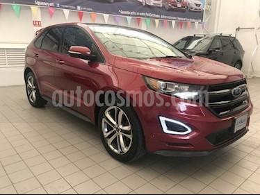 Foto venta Auto Seminuevo Ford Edge 5 PTS. SPORT, V6, TA, PIEL, QC, DVD, ALERON (2016) precio $450,000