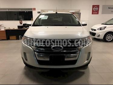 Foto venta Auto Seminuevo Ford Edge EDGE SEL FWD TA (2013) color Blanco Platinado precio $220,000