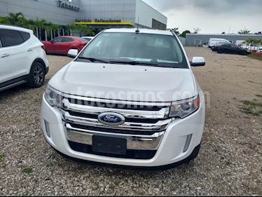 Foto venta Auto Seminuevo Ford Edge EED SEL TA (2013) color Blanco Platinado precio $235,000