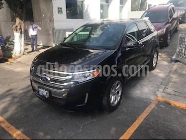 Foto venta Auto Seminuevo Ford Edge LIMITED 3.5L V6 PIEL SUNROOF (2014) color Chocolate  precio $289,900