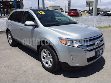 Foto venta Auto Usado Ford Edge Limited  (2013) color Plata Estelar precio $278,000