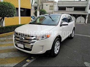 Foto venta Auto Seminuevo Ford Edge Limited (2013) color Blanco Platinado precio $229,900