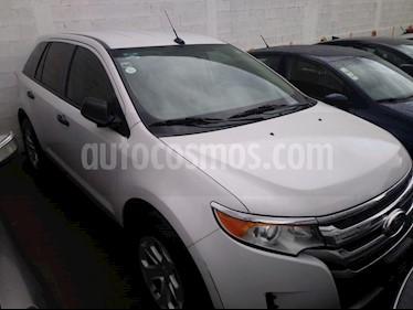 Foto venta Auto Seminuevo Ford Edge SE (2014) color Blanco Oxford precio $232,600