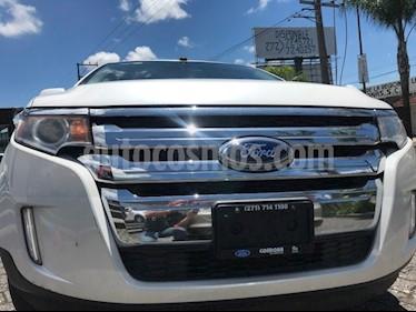 Foto venta Auto Seminuevo Ford Edge SEL 3.5L V6 (2013) color Blanco precio $214,999