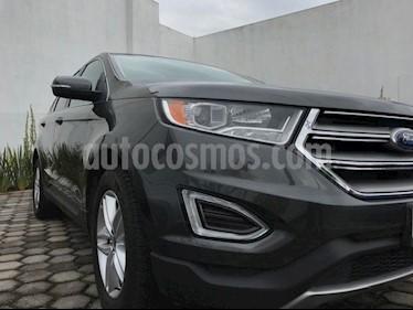 Foto venta Auto Seminuevo Ford Edge SEL 3.5L V6 (2015) color Gris precio $324,999