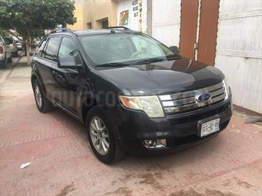 foto Ford Edge SEL Plus