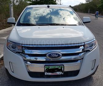 Foto venta Auto usado Ford Edge SEL (2011) color Blanco Sueco precio $198,000
