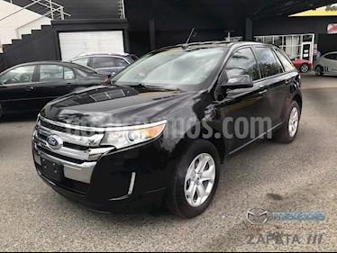 Foto venta Auto Usado Ford Edge SEL (2013) color Negro Profundo precio $225,000