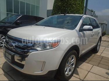 Foto venta Auto Usado Ford Edge SEL (2013) color Blanco Platinado precio $235,000