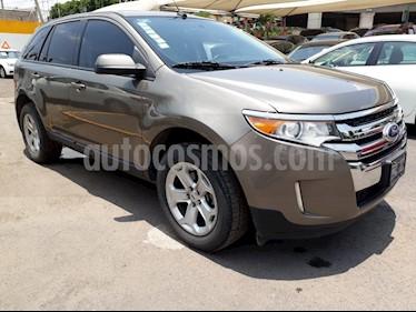 Foto venta Auto Seminuevo Ford Edge SEL (2014) color Gris precio $264,000