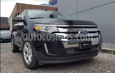 Foto venta Auto Seminuevo Ford Edge SEL (2014) color Negro Profundo precio $255,000