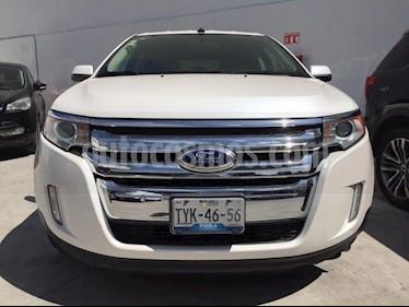 Foto venta Auto Seminuevo Ford Edge SEL (2014) color Blanco precio $258,000