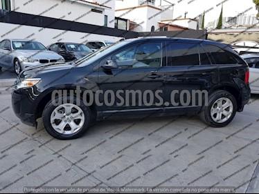 Foto venta Auto Seminuevo Ford Edge SEL (2013) color Negro precio $235,000