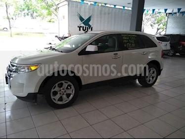 Foto venta Auto Seminuevo Ford Edge SEL (2011) color Blanco Platinado precio $175,000