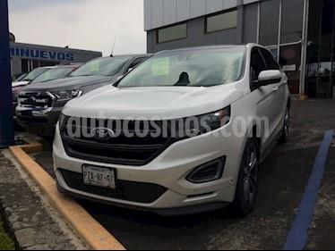 Foto venta Auto Usado Ford Edge Sport (2016) color Blanco precio $495,000