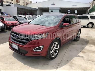 Foto venta Auto Seminuevo Ford Edge Sport (2018) color Rojo precio $639,900