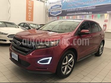 Foto venta Auto Seminuevo Ford Edge Sport (2016) color Rojo precio $450,000
