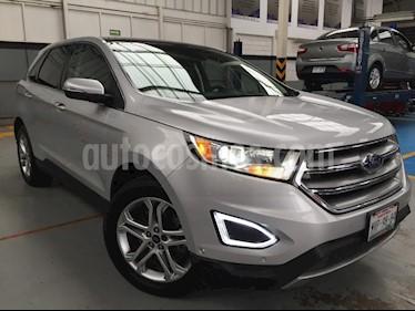 Foto venta Auto Seminuevo Ford Edge Titanium (2015) color Plata precio $399,000