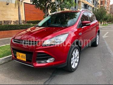 Foto venta Carro usado Ford Escape 2016 (2016) color Rojo precio $78.500.000