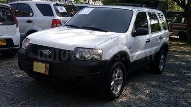 Ford Escape 3.0L SE 4x4  usado (2006) color Blanco precio $25.800.000