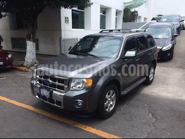 Foto venta Auto Seminuevo Ford Escape 5 PTS. LIMITED, V6, TA, PIEL, BL (2009) color Gris precio $229,000