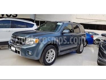 Foto venta Auto Seminuevo Ford Escape 5 PTS. LIMITED, V6, TA, PIEL, BL (2012) color Azul precio $195,000
