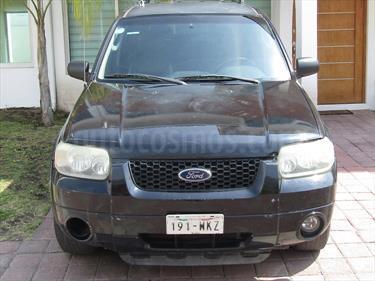 Foto venta Auto Seminuevo Ford Escape Limited (2005) color Negro precio $52,000