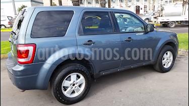 Foto venta Auto usado Ford Escape S 2.5L 4x2 (2010) color Azul Metalico precio $5.200.000