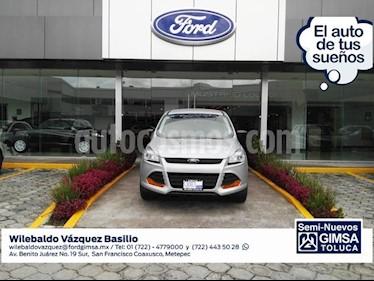 Foto venta Auto Usado Ford Escape S 2.5L (2014) color Plata precio $225,000
