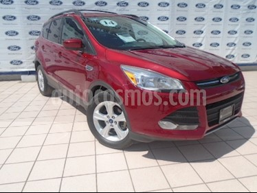 Foto venta Auto Usado Ford Escape SE Advance (2013) color Rojo Rubi