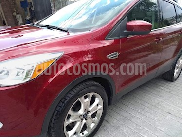 Foto venta Auto Usado Ford Escape SE Plus (2013) color Rojo precio $215,000