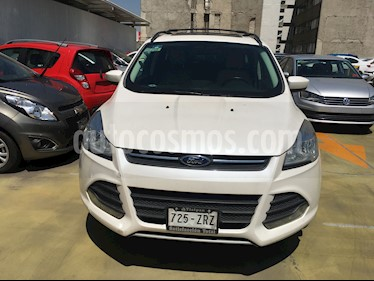 Foto venta Auto Seminuevo Ford Escape SE Plus (2014) color Blanco Platinado precio $249,000
