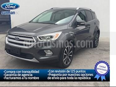 Foto venta Auto Seminuevo Ford Escape TITANIUM ECOBOOST 2.0L (2017) precio $405,000