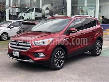 Foto venta Auto Seminuevo Ford Escape TITANIUM ECOBOOST 2.0L (2017) color Rojo precio $389,900