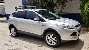 Foto venta Auto Seminuevo Ford Escape Titanium EcoBoost (2016) color Plata Estelar precio $330,000