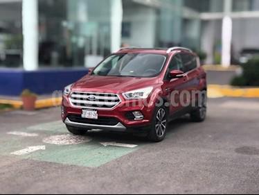 Foto venta Auto Seminuevo Ford Escape Titanium EcoBoost (2017) color Rojo precio $379,900