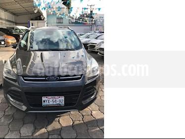 Foto venta Auto Seminuevo Ford Escape Titanium EcoBoost (2016) color Gris Nocturno precio $319,000