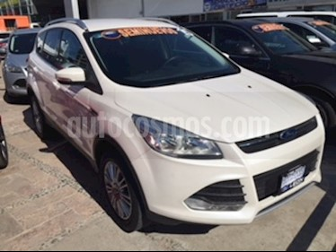 Foto venta Auto Usado Ford Escape Trend Advance EcoBoost (2015) color Blanco precio $269,000