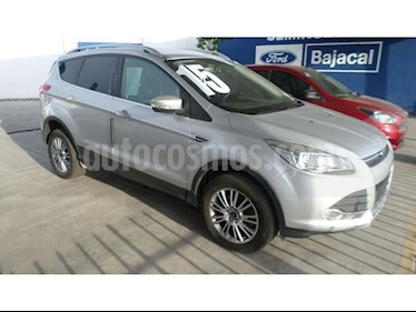 Foto venta Auto Seminuevo Ford Escape Trend Advance EcoBoost (2015) color Plata precio $280,000