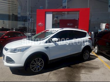 Foto venta Auto Usado Ford Escape Trend Advance (2016) color Blanco precio $285,000