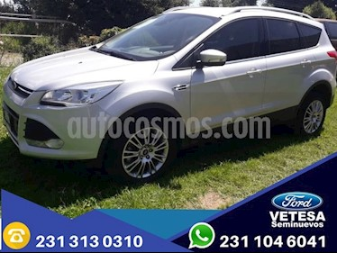 Foto venta Auto Usado Ford Escape Trend Advance (2016) color Gris Mercurio precio $295,000