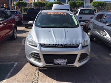 Foto venta Auto Usado Ford Escape TREND ECOBOOST 2.0L (2014) color Plata precio $245,000