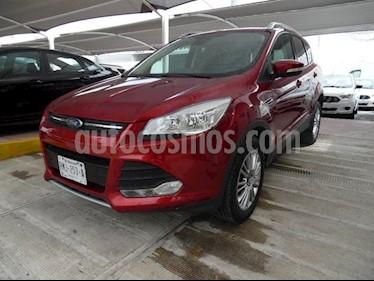 Foto venta Auto Seminuevo Ford Escape TREND ECOBOOST (2016) color Rojo precio $305,000