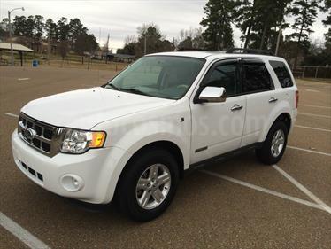 Foto venta Auto Usado Ford Escape XLS Aut (2009) color Blanco precio $95,000