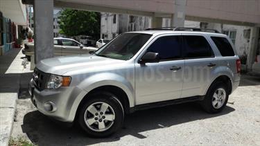 Foto venta Auto usado Ford Escape XLS (2011) color Plata precio $155,000