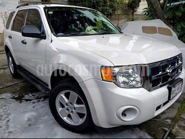 Foto venta Auto Seminuevo Ford Escape XLS (2009) color Blanco precio $126,000