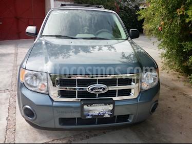 Foto venta Auto usado Ford Escape XLS (2012) color Azul Acero precio $155,000